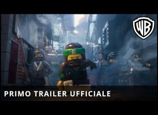 Lego Ninjago – Il film: primo trailer italiano