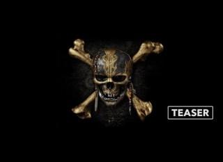 Pirati dei Caraibi: la vendetta di Salazar – Il teaser trailer in lingua originale