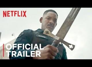 Bright – il trailer ufficiale