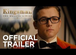 Kingsman: Il cerchio d'oro – Il trailer ufficiale