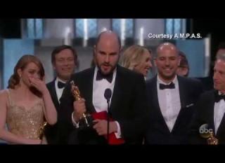 Oscar 2017, il colpo di scena di Moonlight miglior film