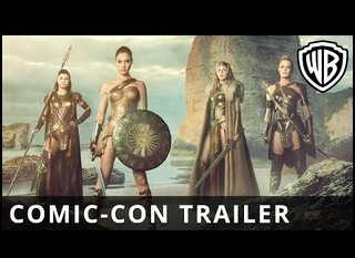 Wonder Woman: il trailer del Comic-Con in italiano