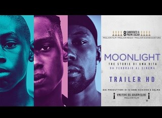 Moonlight – Il trailer italiano