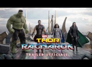 Thor: Ragnarok – Il full trailer italiano