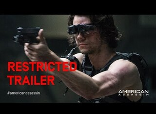 American Assassin – Il trailer red band