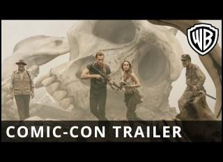 Kong: Skull Island – Il trailer svelato al Comic-Con