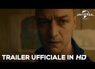 Split – James McAvoy psicopatico nel secondo trailer italiano
