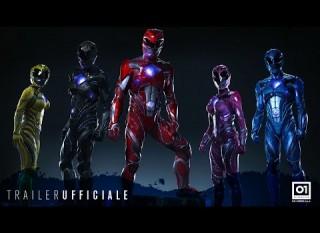 Power Rangers – Il nuovo trailer italiano ufficiale