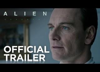Alien: Covenant – Il primo trailer ufficiale