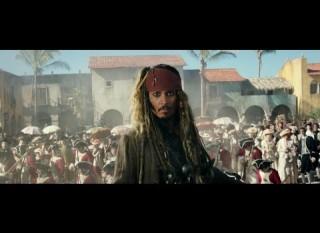 Pirati dei Caraibi – La vendetta di Salazar: il full trailer