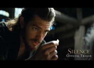 Silence – Il primo trailer in lingua originale