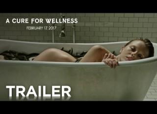 La cura dal benessere – Il nuovo trailer in lingua originale