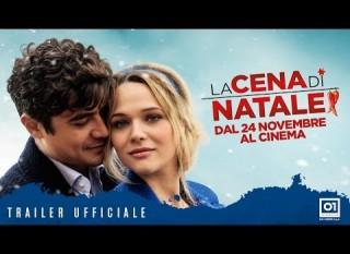 La cena di Natale – Il trailer ufficiale con Riccardo Scamarcio e Laura Chiatti