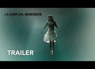 La cura dal benessere – Il primo trailer ufficiale in italiano