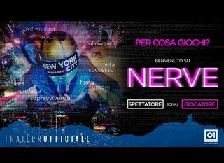 Nerve – Il trailer italiano