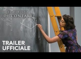 Il diritto di contare – Il trailer ufficiale italiano