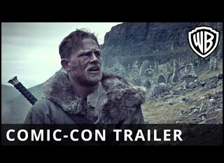 King Arthur: il trailer italiano del Comic-Con