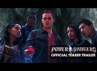 Power Rangers – Il primo trailer ufficiale