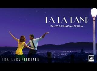 La La Land: il trailer italiano