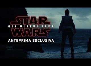 Star Wars: Gli ultimi Jedi – Il teaser trailer italiano