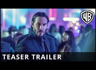 John Wick 2 – Il primo trailer del sequel con Keanu Reeves