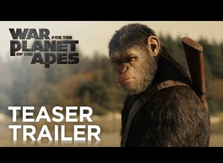 War for the Planet of the Apes- Il primo trailer ufficiale