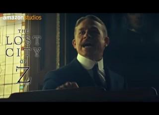 The Lost City of Z – Il trailer della Berlinale