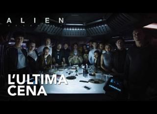 """Alien: Covenant – Il prologo """"L'ultima cena"""" sottotitolato in italiano"""