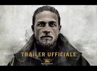 King Arthur – Il potere della spada: il nuovo trailer italiano