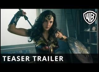 Wonder Woman – Il nuovo trailer ufficiale in italiano