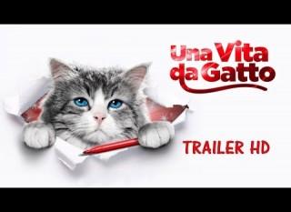 Una vita da gatto: il trailer italiano