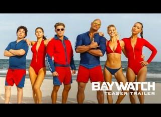 Baywatch – Il primo trailer ufficiale