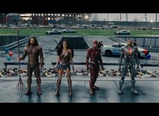 Justice League – Il trailer del Comic-Con 2017