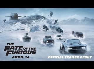 Fast & Furious 8 – Il nuovo trailer ufficiale