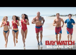 Baywatch – Lo spot del Super Bowl