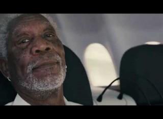 Super Bowl 2017: Morgan Freeman per Turkish Airlines