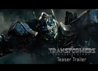 Transformers: The Last Knight – Il primo trailer ufficiale