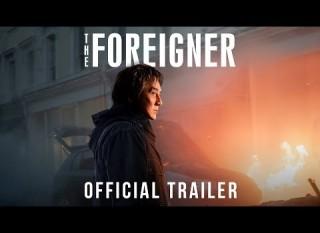 The Foreigner – Il primo trailer ufficiale