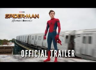 Spider-Man: Homecoming – Il primo trailer ufficiale