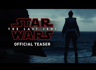 Star Wars: Gli ultimi Jedi – Il teaser trailer ufficiale
