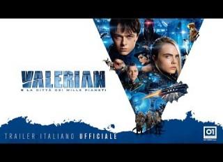 Valerian e la città dei mille pianeti – Il final trailer italiano