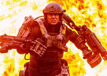 Edge of Tomorrow, Tom Cruise contro gli alieni nel primo trailer dello sci-fi di Doug Liman