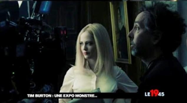 The Dark Shadows, Johnn Depp è un killer nel nuovo spot