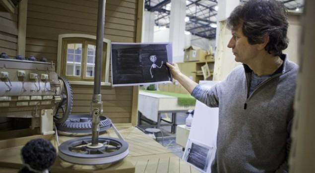 Frankenweenie, le foto che ci mostrano la nuova dimensione di Tim Burton