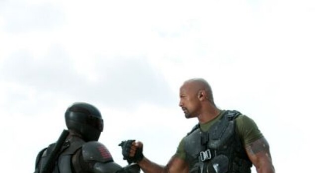 G.I. Joe 2, faccia a faccia tra The Rock e Snake Eyes in nuove foto
