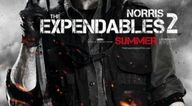 I Mercenari 2: il primo poster ufficiale