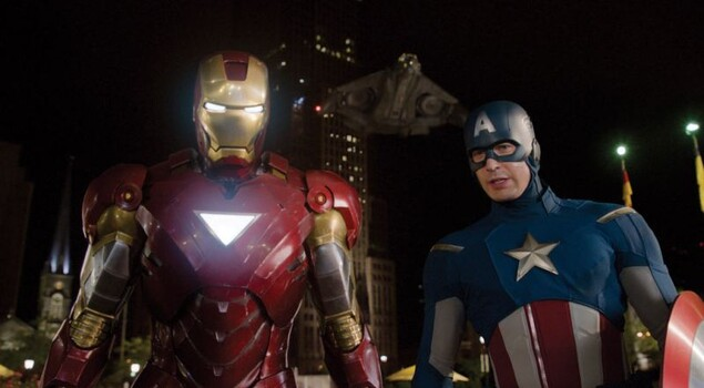 The Avengers, un video backstage di venti minuti
