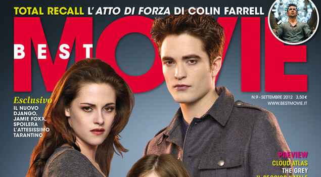 Breaking Dawn – Parte 2, l'amore è eterno per Edward e Bella