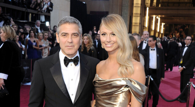 George Clooney torna single!