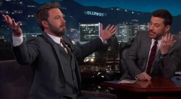 Ben Affleck offeso perché Casey non lo ha ringraziato ai Golden Globes? Il video